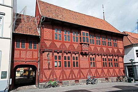 Stadtmuseum Montergarden / Odense