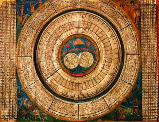 Proto-Bulgarian-calendar